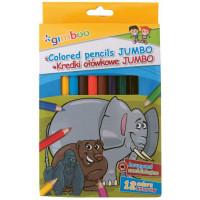 Farbičky Gimboo Jumbo...