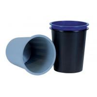 Kôš plastový 14l modrý