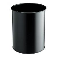 Kôš kovový 15l čierny