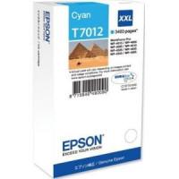 Atrament Epson T7012 cyan...