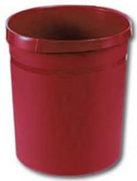 Kôš plastový HAN 18l červený