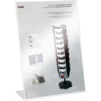 Prezentačný stojan Helit A4