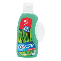 Q-Power WC záves gél 400ml...