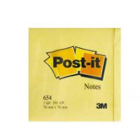 Bloček Post-it 76x76 žltý