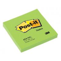 Bloček Post-it 76x76 neón...
