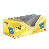 Bločky Post-it 76x76 žlté...