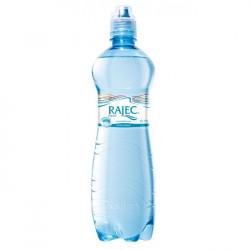 Pramenitá voda Rajec jemne sýtená kyslíkom 0,75l