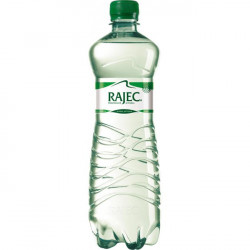 Pramenitá voda Rajec jemne sýtená 0,75l