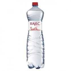 Pramenitá voda Rajec sýtená 1,5l
