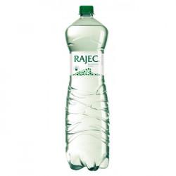 Pramenitá voda Rajec jemne sýtená 1,5l