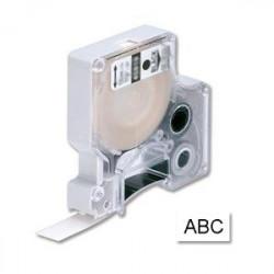 Samolepiaca páska Dymo D1 12 mm biela/čierna