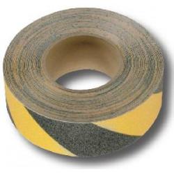 Protišmyková páska 50mmx18,3m čierno-žltá