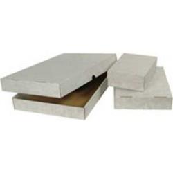 Škatuľa s vekom A4 302x215x55mm biela