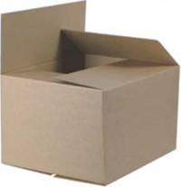 Škatuľa s klopou hnedá...