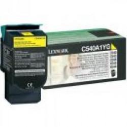 Toner Lexmark C540A1YG C540/C543/C544/X543/X544 yellow