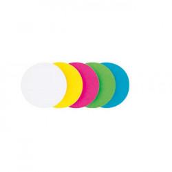 Moderačné kruhy 19 cm mix 500 ks