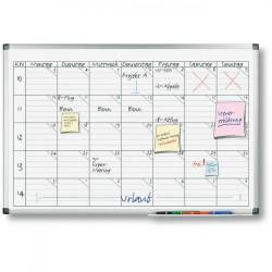 Plánovacia tabuľa univerzálna PREMIUM 60x90 cm