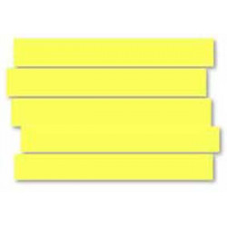 Magnetický pásik Legamaster 10x300mm žltý