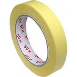 Maskovacia krepová páska 19mmx50m žltá