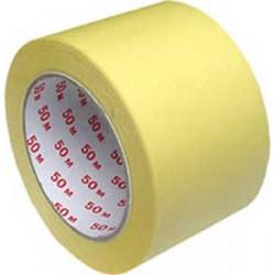 Maskovacia krepová páska 75mmx50m žltá